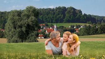 Die Kreissparkasse Augsburg wird grün. Auf der neuen Landingpage http://www.kreissparkasse-augsburg.de/nachhaltigkeit informiert das Kreditinstitut über aktuelle Projekte und Maßnahmen zum Thema Nachhaltigkeit. (Bildrechte:  Kreissparkasse Augsburg)