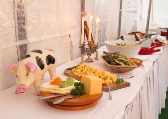 Catering aus dem Hotel Waldesruh für die Region Bad Bevensen