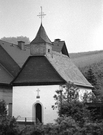 St. Antonius-Kapelle in Isingheim