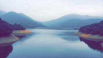 Tai Tam Reservoir Hong Kong