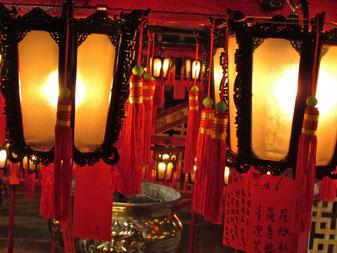 Temple in Hong Kong