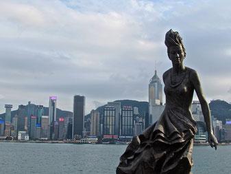 Avenue of the starts Hong Kong