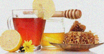 Raw Unprocessed Unheated honey