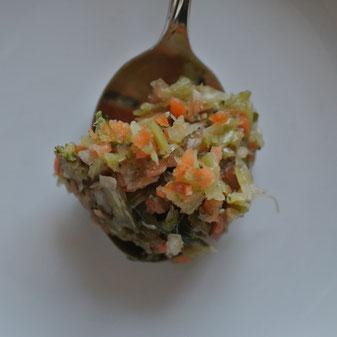 Selbstgemachte Suppenbasis ohne Zusatzstoffe!