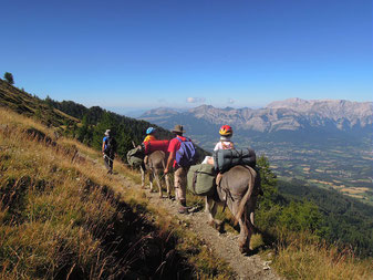 Parc National des Ecrins, Grand Tour des Ecrins, Hautes Alpes, Randonnées