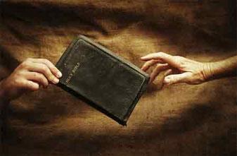 La Biblia no llegó sobrenaturalmente