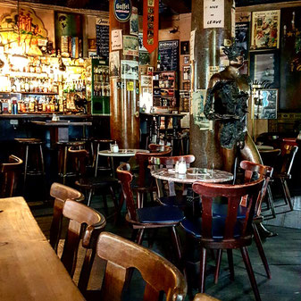 Top 5 bars of Kreuzberg