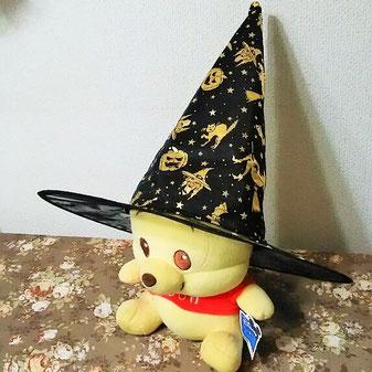 Miyukiさんはこの帽子を被って登場♪