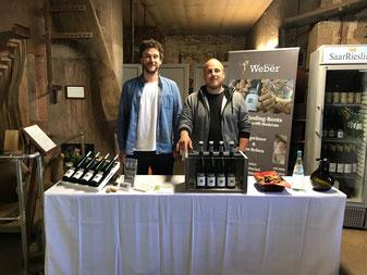 Weinfrühling in der Glockengießerei in Saarburg