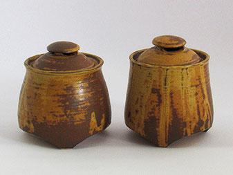 黄瀬戸香炉