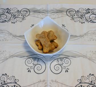 Snacks for Pets Bananenkekse Hundekekse Hundekuchen Hunde