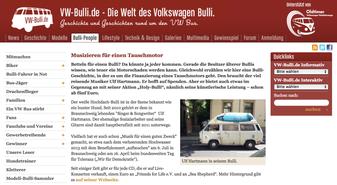 vw bulli vw-bulli.de crowdfunding bericht über ulf hartmann