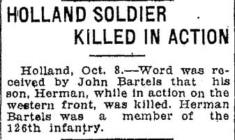 Muskegon Chronicle, Muskegon, Michigan - Oct. 8, 1918