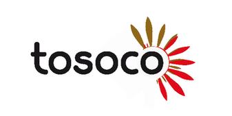 Logo de l'association Tosoco, voyages solidaires