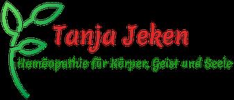 Logo von Tanja Jeken Heilpraktikerin Praxis für klassische Homöopathie Hamburg