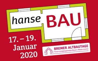 Bremer Kreidezeit auf der hanseBAU / den Altbautage im Januar 2019