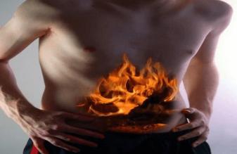 I problemi digestivi e il bruciore di stomaco