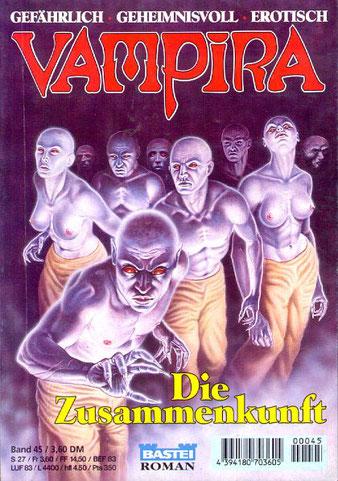 Vampira Taschenhefte 45
