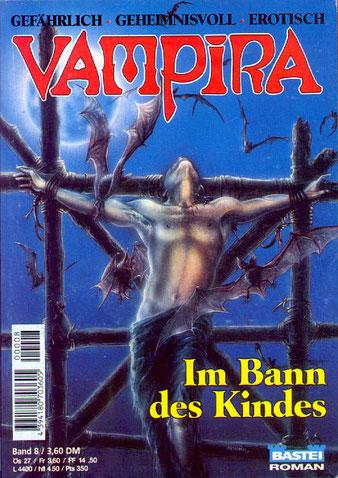 Vampira Taschenhefte 8