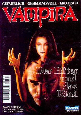 Vampira Taschenhefte 13