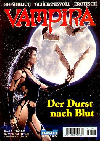 Vampira Taschenhefte 1