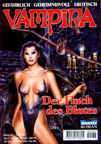 Vampira Taschenhefte 32