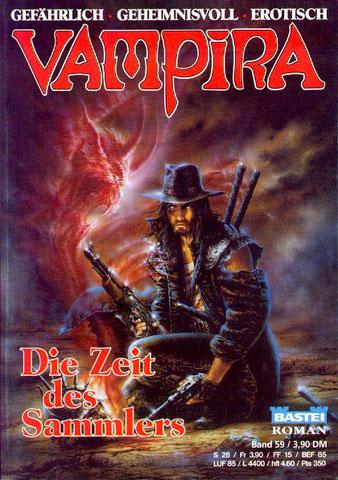 Vampira Taschenhefte 59