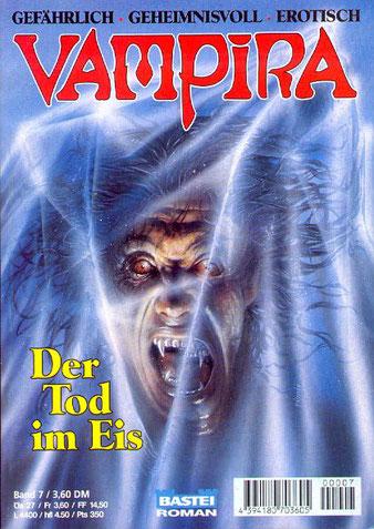 Vampira Taschenhefte 7