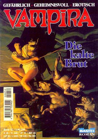 Vampira Taschenhefte 52