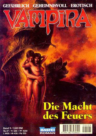Vampira Taschenhefte 9