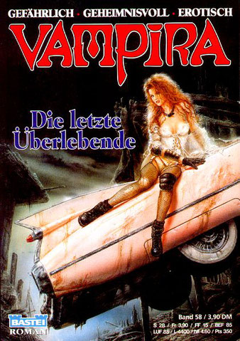 Vampira Taschenhefte 58