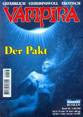 Vampira Taschenhefte 36