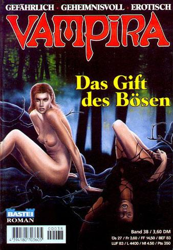 Vampira Taschenhefte 38