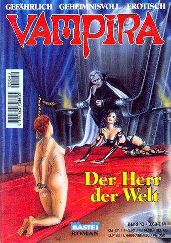 Vampira Taschenhefte 42