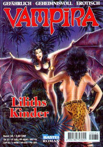 Vampira Taschenhefte 34