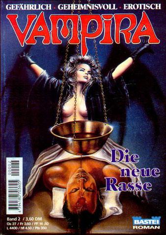 Vampira Taschenhefte 2