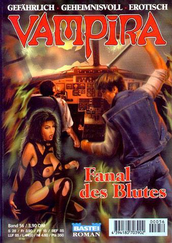 Vampira Taschenhefte 56