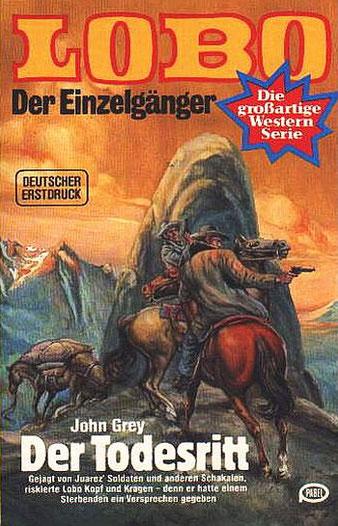 Lobo Taschenbuch 42