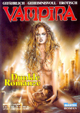 Vampira Taschenhefte 57