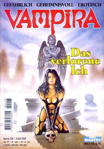 Vampira Taschenhefte 28