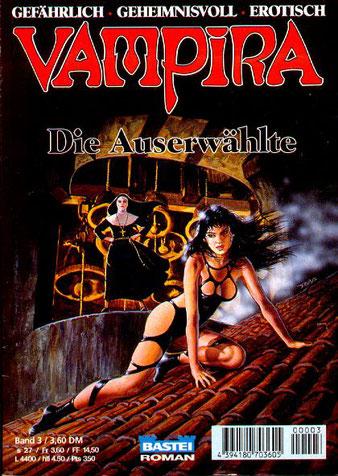 Vampira Taschenhefte 3