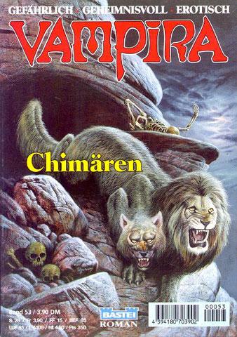 Vampira Taschenhefte 53