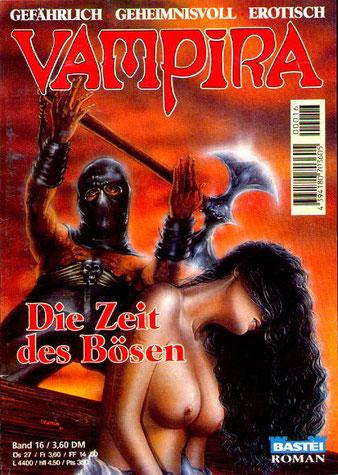 Vampira Taschenhefte 16