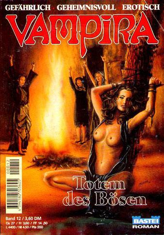 Vampira Taschenhefte 12