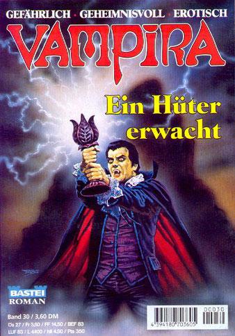 Vampira Taschenhefte 30