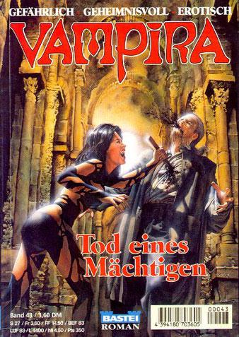 Vampira Taschenhefte 43