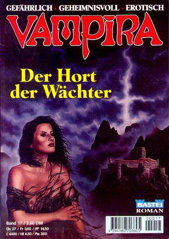 Vampira Taschenhefte 17
