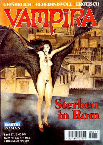 Vampira Taschenhefte 27