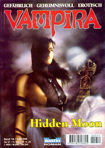 Vampira Taschenhefte 14