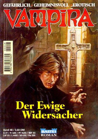 Vampira Taschenhefte 48